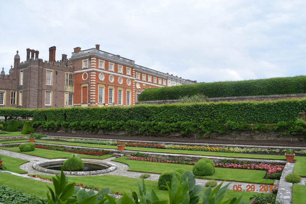 Bleheim Palace in England