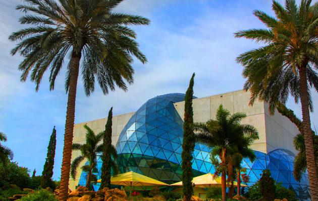 The Dali Museum in St. Petersburg, Florida.