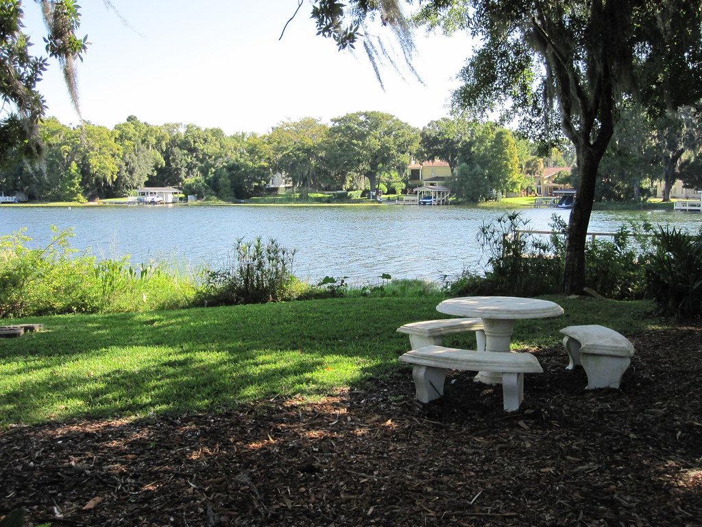 A photo of Winter Park, Florida.